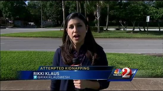 Woman reports abduction attempt while leaving gym