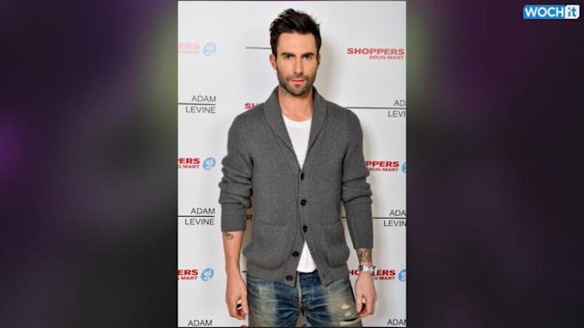 First Look: Adam Levine's Womenswear Collection For Kmart