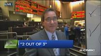 Santelli exchange: Let 'em eat fish
