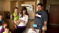 Wheat Ridge Couple's 8 Babies All Came From Same Hospital