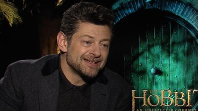 Andy Serkis' 'Wonderful Experience' In 'The Hobbit'