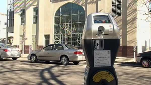 SF parking meters to charge on Sundays