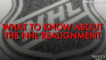 What to know about the NHL realignment