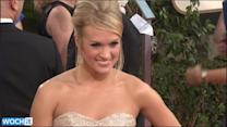 Carrie Underwood Sets Off Fire Alarm While Cooking