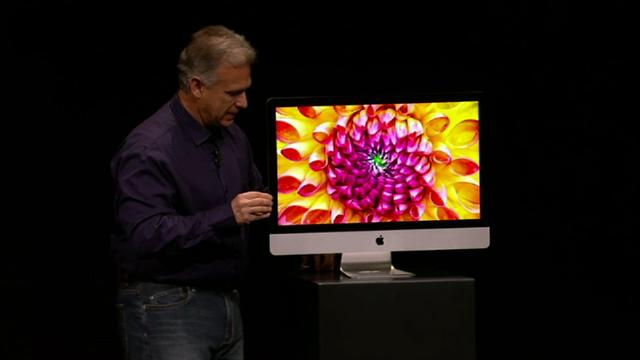Apple introduces new iMac