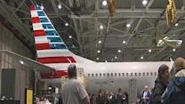 American Airlines US Airways possible merger