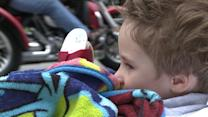 Bikers Ride to Help Sick Children