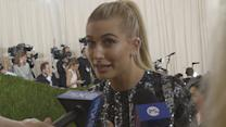 Model Hailey Baldwin Is All About Secretly Taking Selfies at the Met Gala