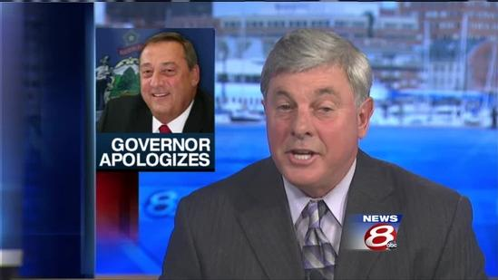 Gov. LePage apologizes for offensive remarks, hints at congressional run
