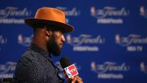 Could LeBron have predicted 2015 NBA Finals outcome in 2008?