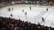 Parise hammers rebound past Crawford