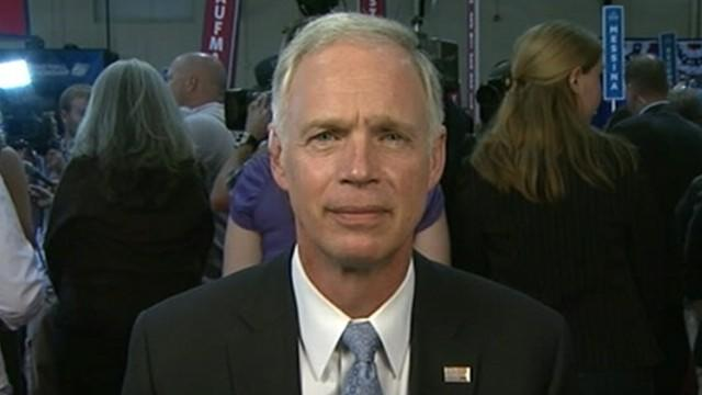 Ron Johnson: Paul Ryan 'a Gentleman,' Joe Biden 'Rude'
