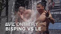 UFC on the Fly: Bisping vs. Le