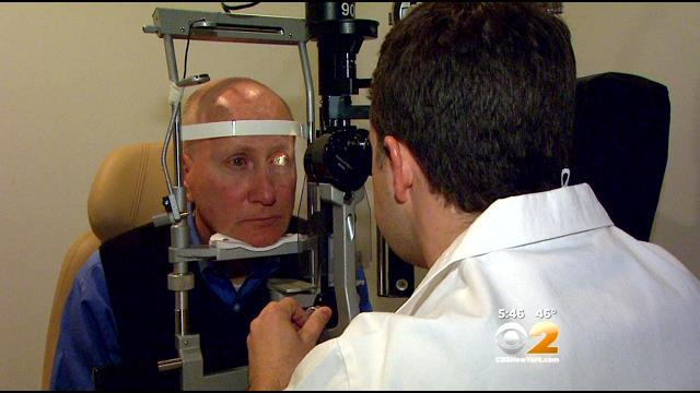 I-Stent For Glaucoma Patients Could Prevent Blindness