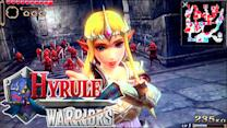 Hyrule Warriors - Off-Screen Gameplay