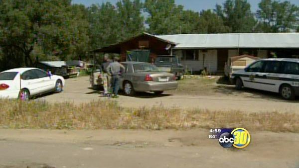 Deputies Investigate fatal stabbing in Auberry
