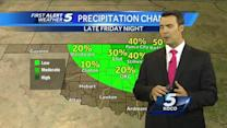 First Alert Forecast for Saturday 5-17-14