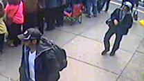 Boston bombing suspects on surveillance video
