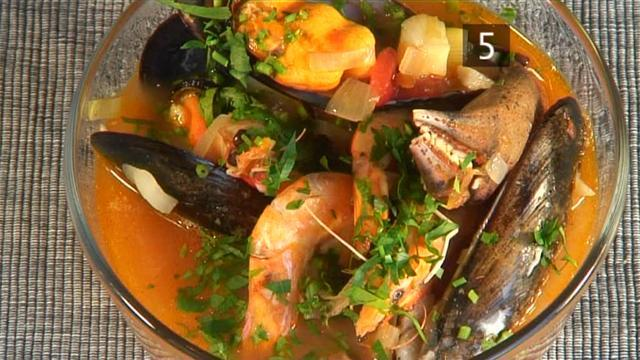 How To Cook Italian Fish Soup