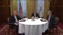 Politicians Rush and Kirk to meet, discuss gang proposal