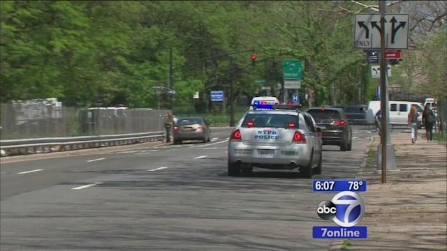 NYPD cracking down on speeding in ticketing blitz