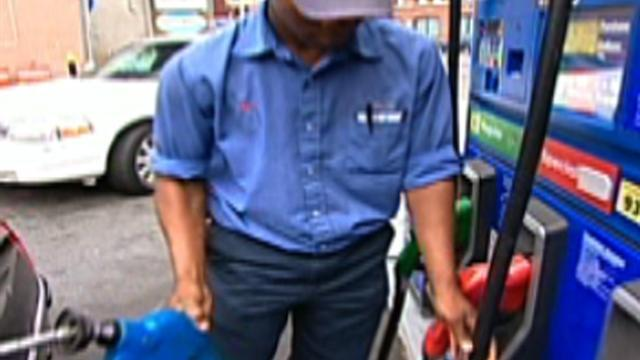Gas prices at seven-month low