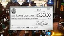 Fight over state lawmakers' suspended paychecks continues