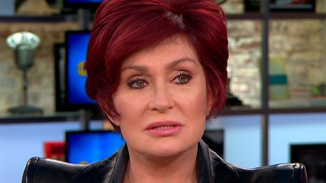 Sharon Osbourne: Angelina Jolie made