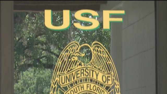 Tampa man arrested for string of thefts at USF