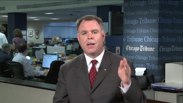 Chicago`s Top Cop Talks Crime Fighting Strategy