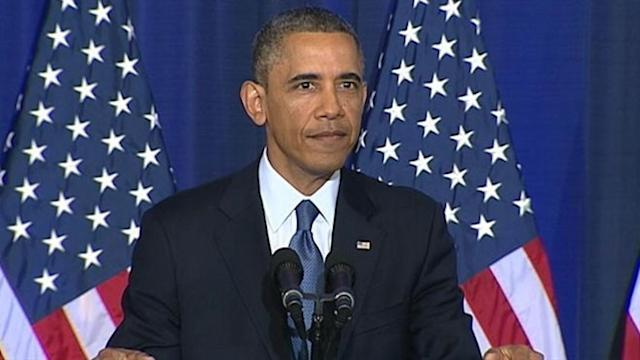 Obama on Guantanamo Heckler: 'Worth Paying Attention To'