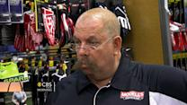 """Undercover Boss"" features Modell's CEO"
