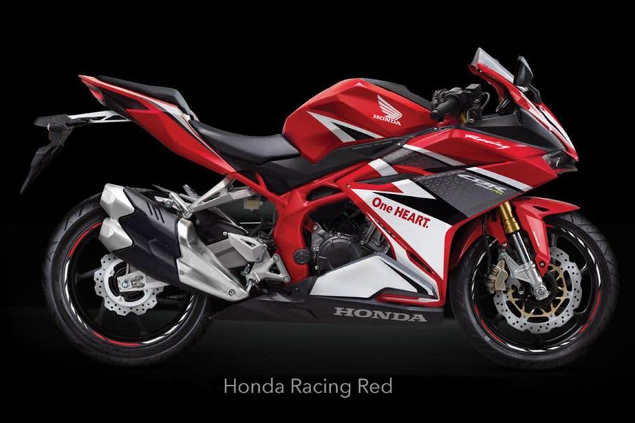 HONDA Racing Red(紅)