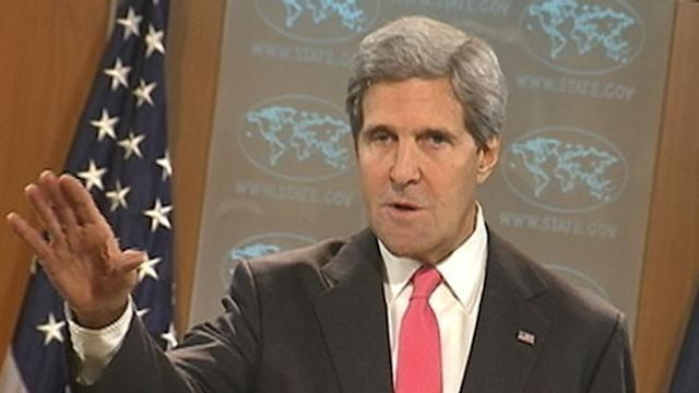 John Kerry on Syrian Chemical Weapons 'It's Not a Game, It's Real'