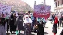Afghan Demonstrators Protest Reduced Mob Killing Sentences