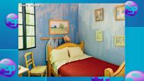 Visit Van Gogh's Yellow House Room Recreation in Real Life
