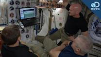 How Do Astronauts Watch The World Cup In Space? - DNews