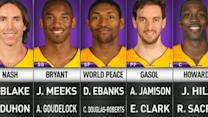 New Look Lakers