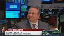 Robert Wolf: Stock market not 'rigged'