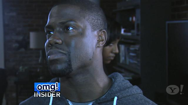 Kevin Hart's Surprising Routine Between Takes