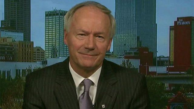 Asa Hutchinson on protecting America's schools