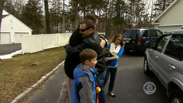 Conn. trooper forms bond with family of Newtown victim