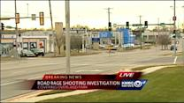 Road-rage incident leads to shots fired