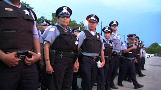 Chicago crime rate down overall, police say