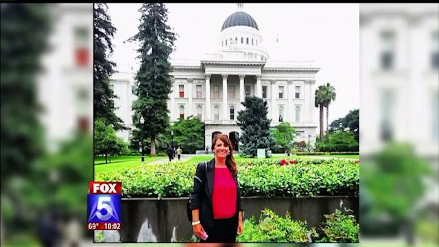 Domestic Violence Victim Testifies in Sacramento