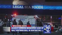 1 dead after carbon monoxide leak at Walt Whitman Mall