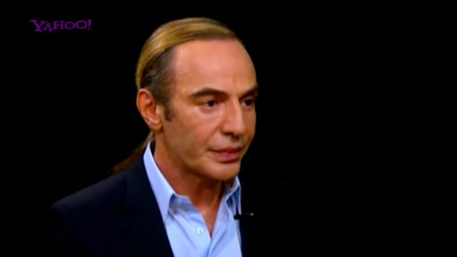 John Galliano 'understood' pain of McQueen before suicide