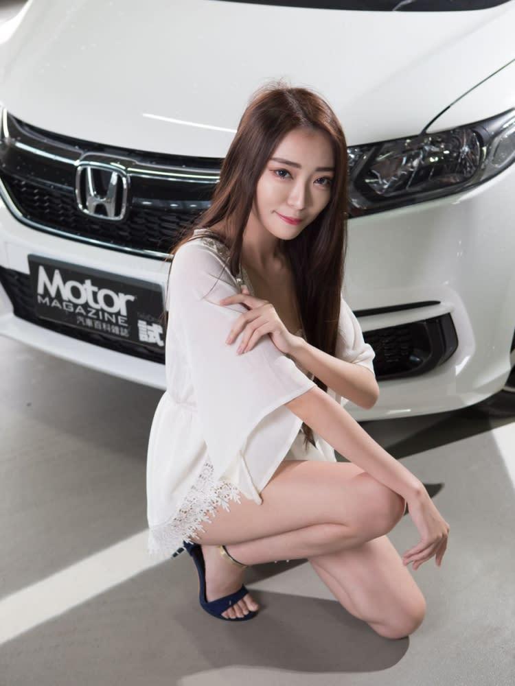 【Motor Babe】都會精靈 安全升級 Honda New Fit S