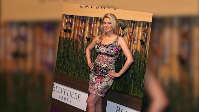 Holly Madison Shows Off Her Amazing Post-Baby Body in a Short Dress