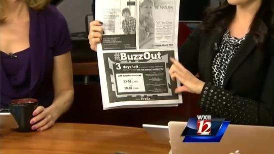 Man's advertisement calls for ouster of WFU coach